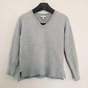 Banana Republic merino wool v-Neck sweater